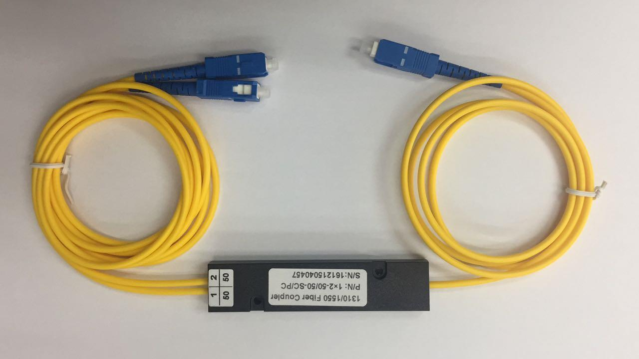 SC FIBER  1 TO 2  1X2 COUPLER CABLE (S093)
