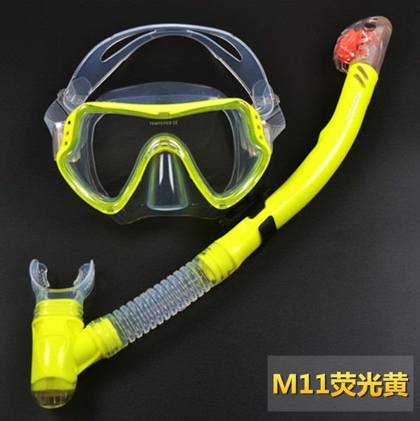 Scuba Diving Snorkeling Mask Adults Kids Prescription Lenses goggles
