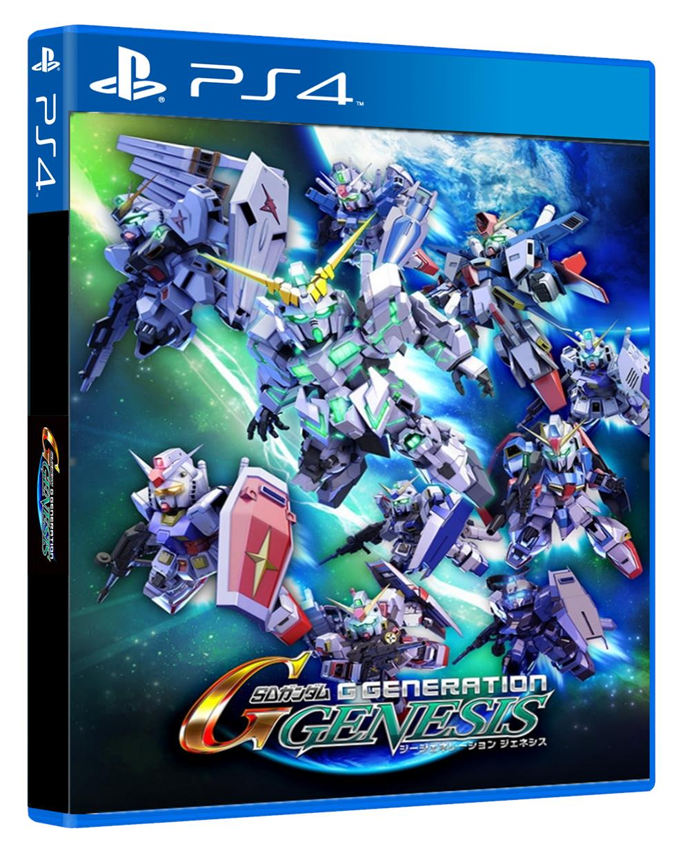 SD Gundam G Generation Genesis (ENG) - PS4