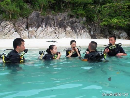 SDI Open Water Diving Course