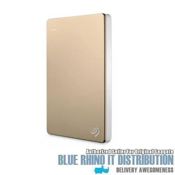 Seagate Backup Plus Slim Portable 1TB Gold (STDR1000309)