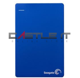 SEAGATE HDD EXT 2.5' USB3 BACKUP PLUS SLIM 2TB (STDR2000302) BLUE