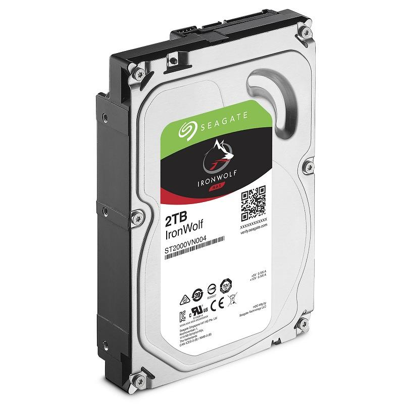 Seagate IronWolf 2 TB  ST2000VN004 NAS HDD