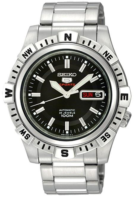 Seiko 5 Sports Automatic SRP137K1 Mens Watch