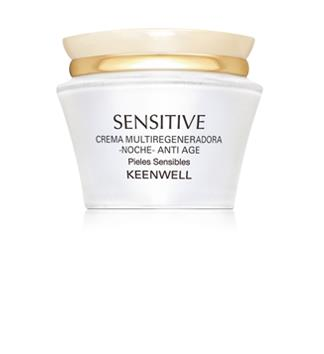 Sensitive ANTI-AGEING MULTIREGENERATIVE NIGHT CREAM
