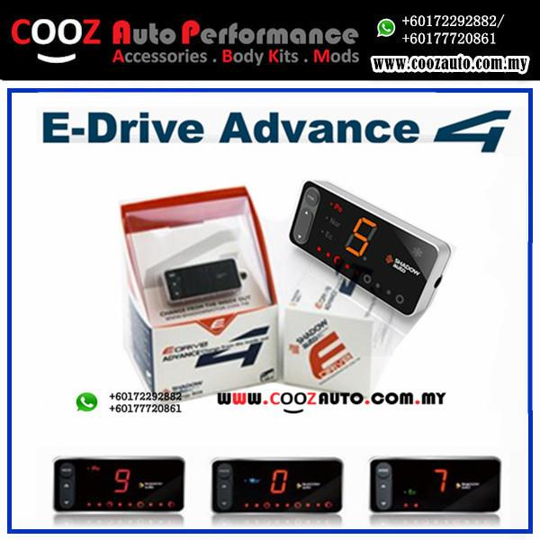 SHADOW E-DRIVE ELECTRONIC THROTTLE CONTROLLER BMW 520 F10 F11