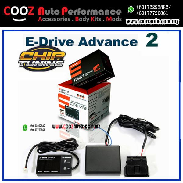 SHADOW E-DRIVE ELECTRONIC THROTTLE CONTROLLER Ford Focus Mk3 2011-2015