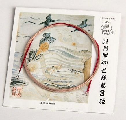 Shanghai DunHuang YueQin Month String (3rd String)