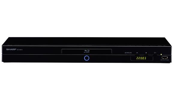 Sharp Aquos BD-AMS10A 3D Full HD Blu-Ray Player