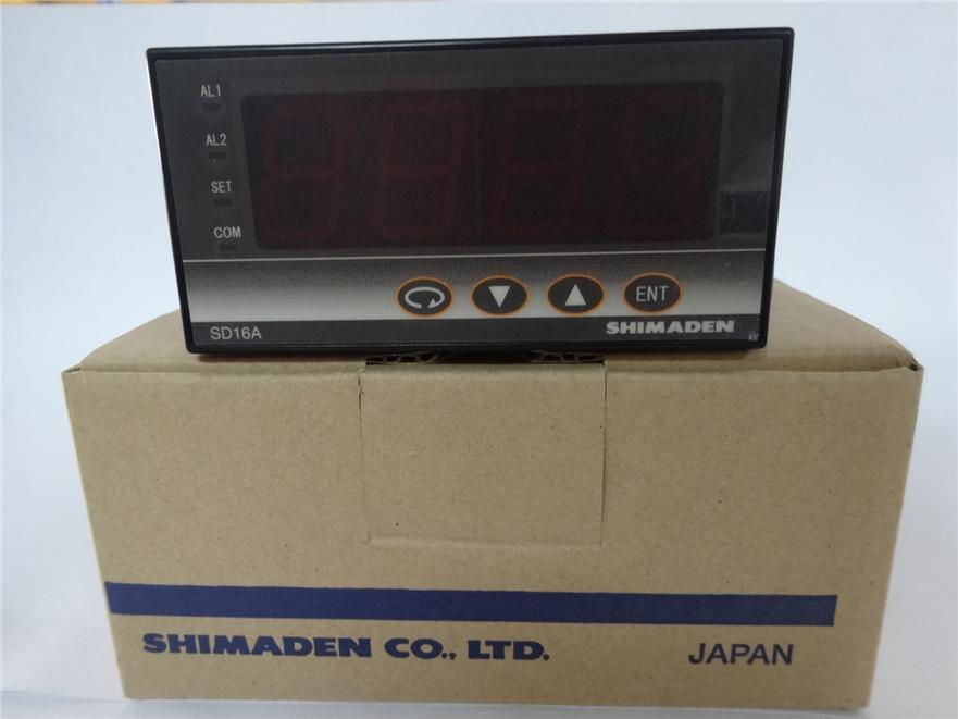 Shimaden Temperature Indicator (SD16A-890-0000)