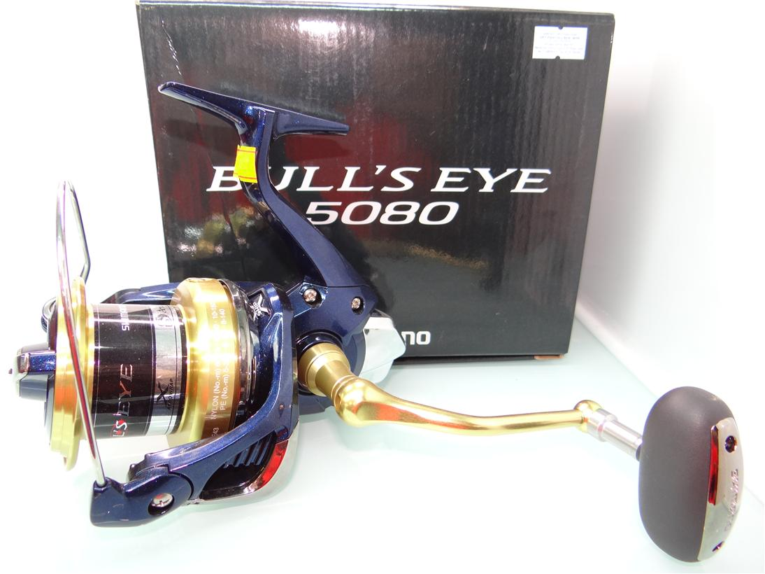 Shimano Bull's Eye 5080 surf fishing reel