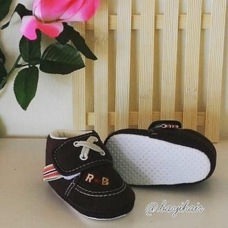Shoes Royale Baby Kasut Baby Sepatu Bayi  6 months,12 months