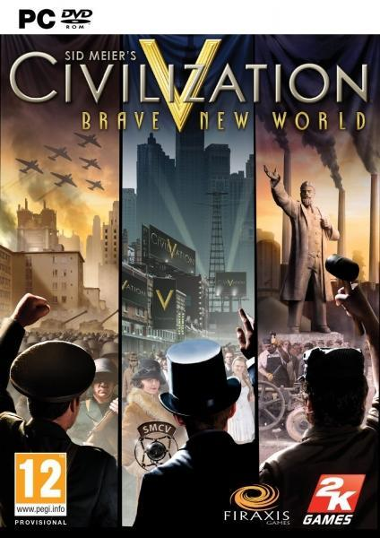 Sid Meier's Civilization V: Brave New World Expansion Pack - PC
