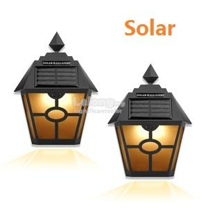 SIGNI Waterproof Solar Euro2 ABS LED Solar Light