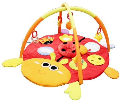 Simple Dimple: Ladybird Activity Playgym