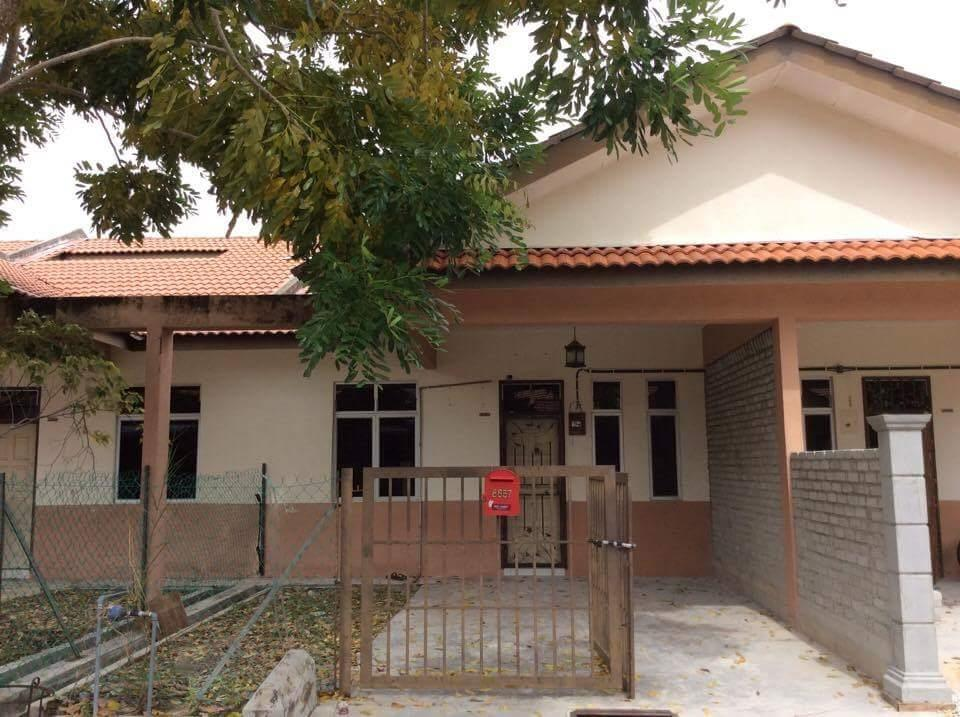 Single Storey For Sale,Sungai Rambai ,Melaka