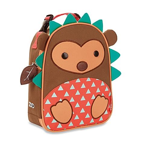 Skip Hop Lunchie Insulated Lunch Bag - Hedgehog 100% Authentic