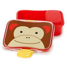 Skip Hop Zoo Lunch Kit -Monkey (100% Authentic)