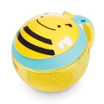 Skip Hop Zoo Snack Cup - Bee (100% Authentic)