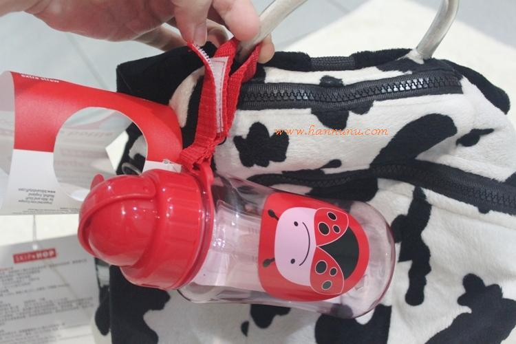Skip Hop Zoo Straw Bottle - Cow (100% Authentic)