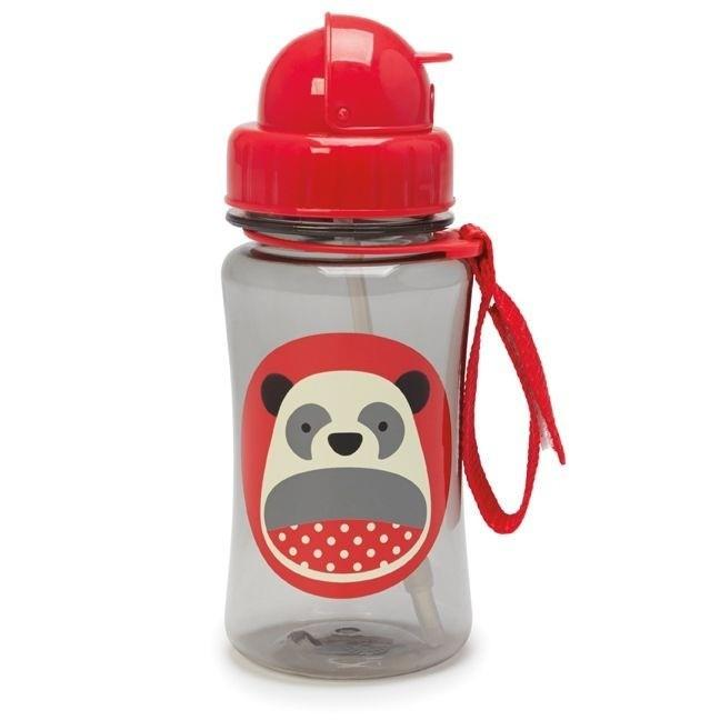 Skip Hop Zoo Straw Bottle - Panda (100% Authentic)