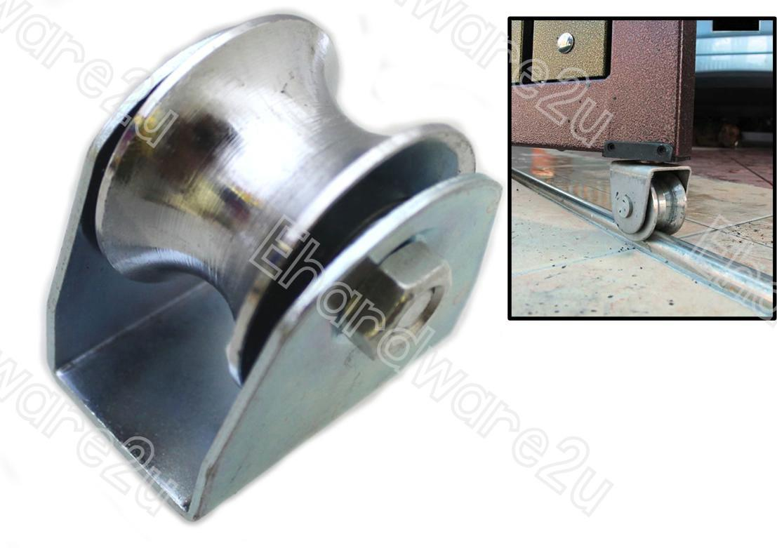 SLIDING GATE U-GROOVE BOTTOM ROLLER WHEEL 50MM (CGR50)