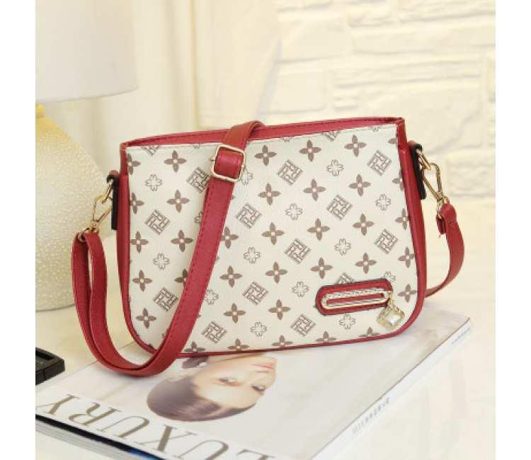 Slim Sling Bag-BDW3730RED