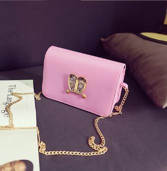 Sling Bag/Shoulder Bag/Handbag/Casual Outfit-TL0053-PINK