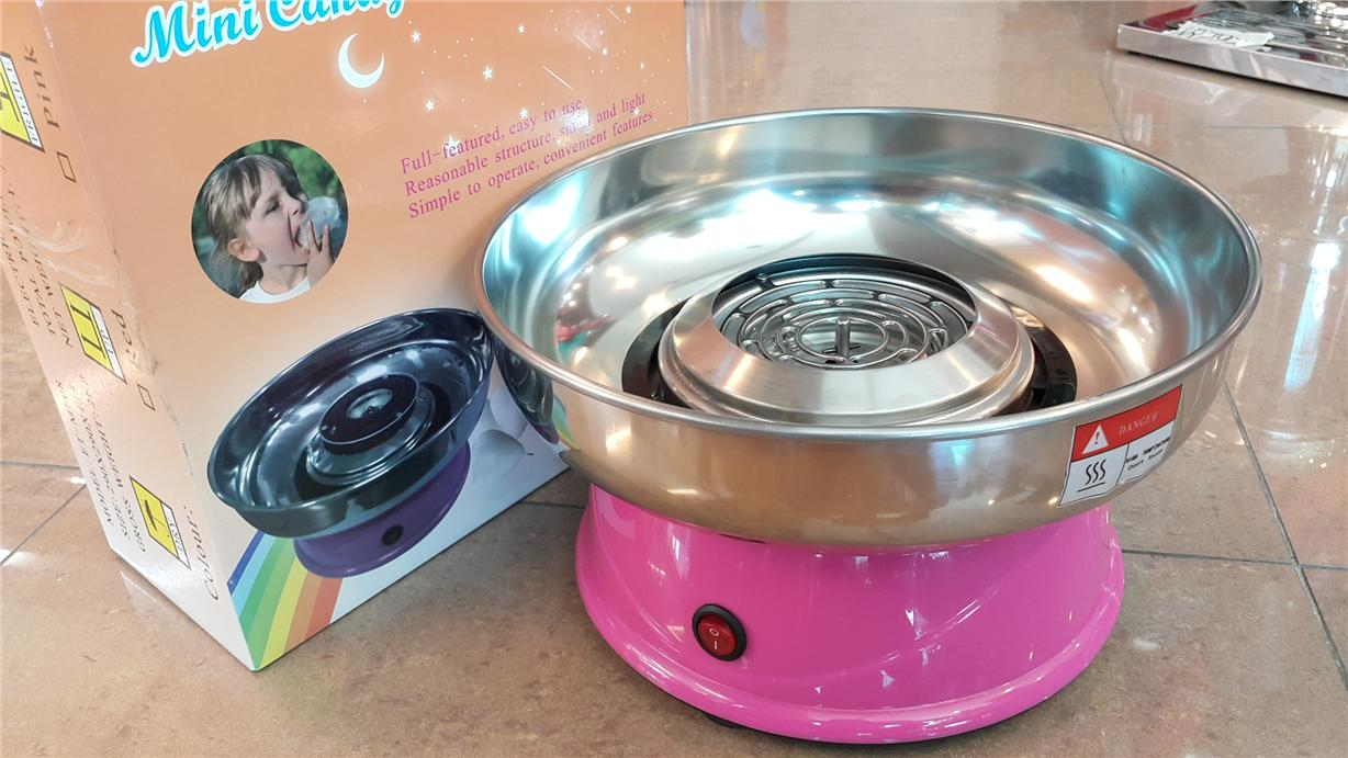Small electric candy floss machine ID557985