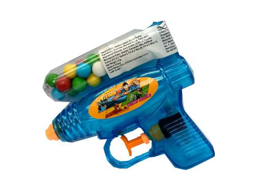 Small Water Gun with Candy