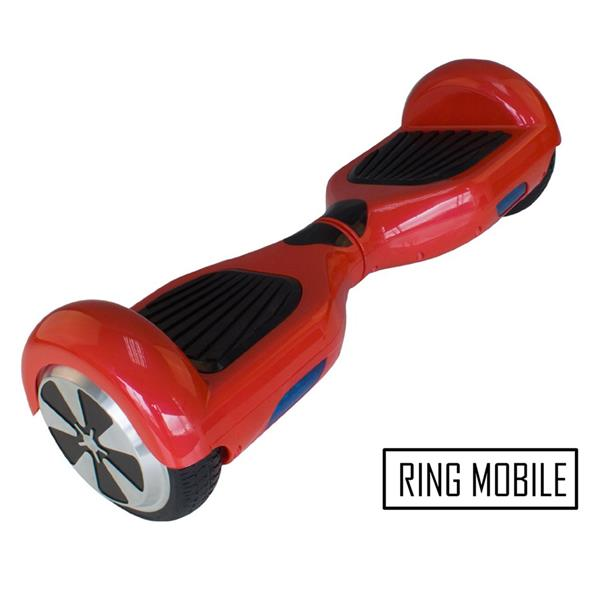Smart Balance Wheel Two Wheel Electric Scooter - Small / Red