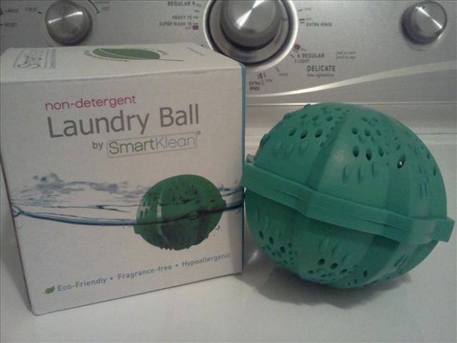 Smartklean Laundry Ball - Free Shipping