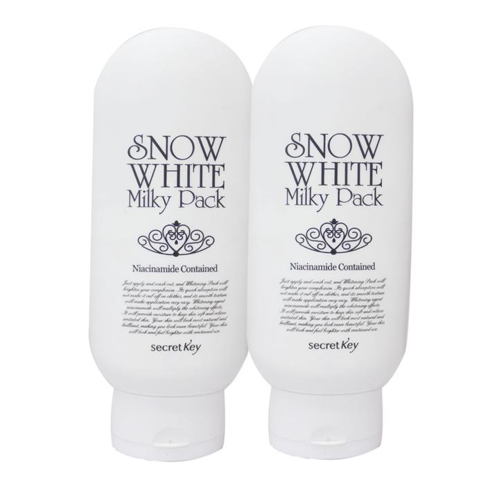 Snow White Milky Pack Double Deal