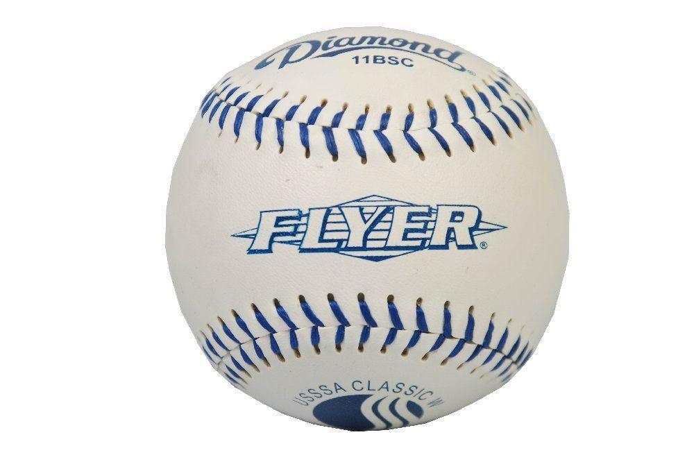 Softball Ball - Diamond 11BSC Syn Cover 11' NT