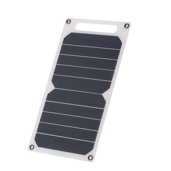 Solar Charger 10W Portable Ultra Thin Monocrystalline Silicon