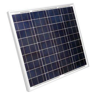 Solar Panel 50Wp Polycrystalline