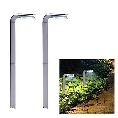Solar Seven Path Light Set of 2