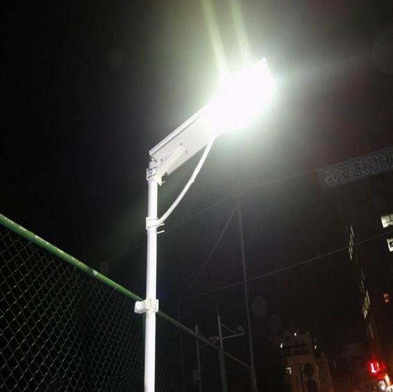 Solar Street Lighting - Grade A 30Watts