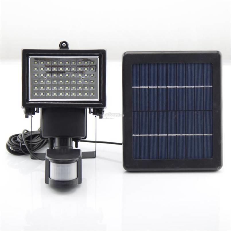 SOLARMO Solar Security Flood LED Light - 420 Lumens