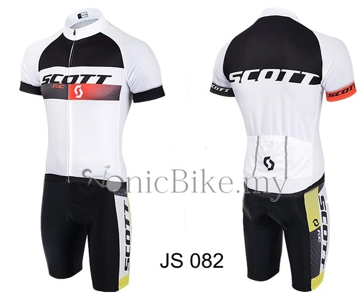 SOLD OUT!! Scott Cycling Jersey / Cycling Wear - JS082