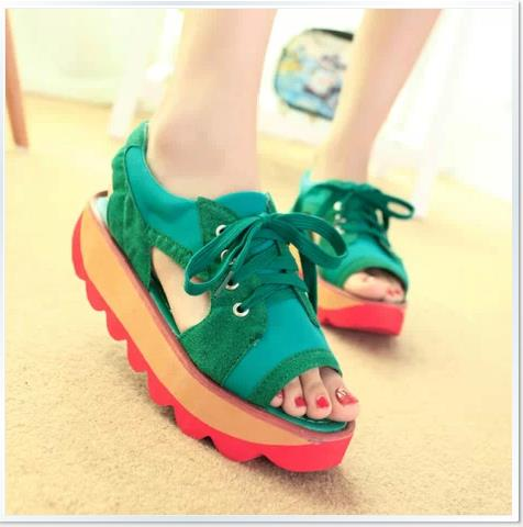 Soled shoes fish head shook his sne end 5 15 2015 11 34 am for Fish head shoes