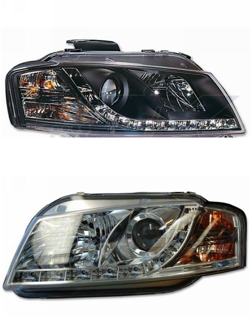 SONAR AUDI A3 '03-08 LED Daylight Projector Head Lamp