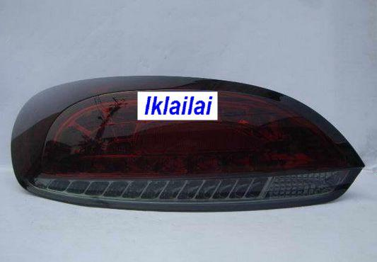 Sonar Volkswagen SCIROCCO '08 Full LED Tail Lamp [Red/Smoke]