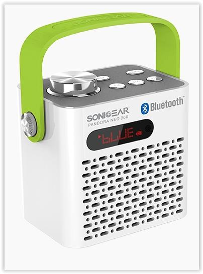 SONIC GEAR PANDORA NEO 200 PORTABLE BT SPEAKER (GREEN)