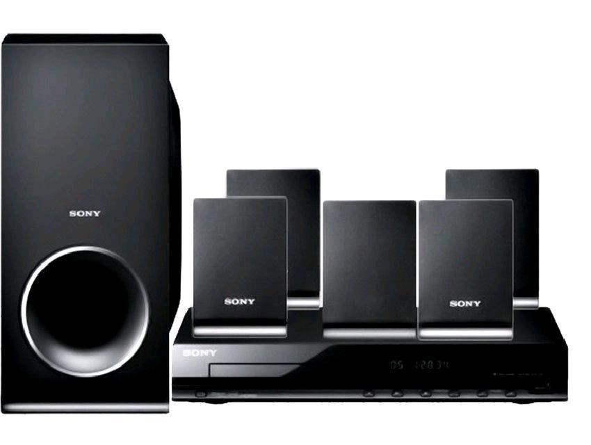 Sony home theater model dav-tz140
