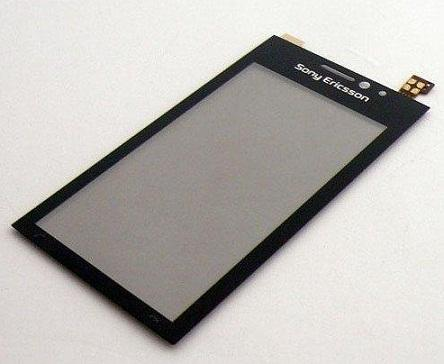 Sony Ericsson Satio U1 U1i Glass Digitizer Lcd Touch Screen Repair