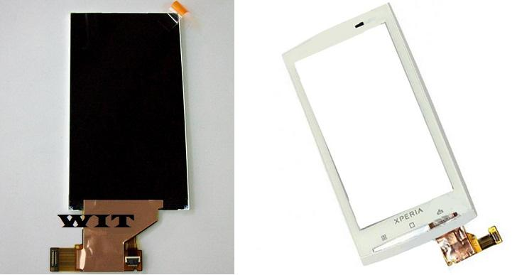 Sony Ericsson Xperia SE X10 X10i Lcd Display / Digitizer Touch Screen