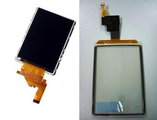 Sony Ericsson Xperia X8 W8 Display Lcd / Digitizer Touch Screen