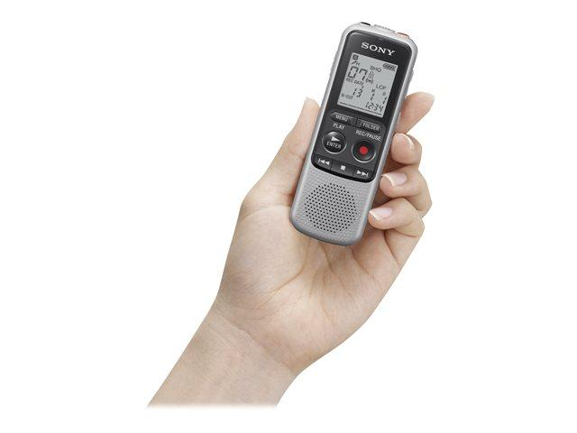 Sony ICD-BX140 Mono Digital Voice Recorder