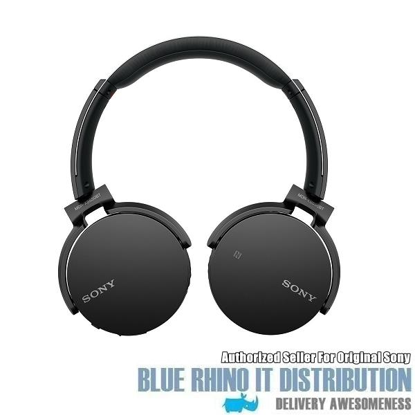 Sony MDR-XB650BT Extra Bass Bluetooth Headphones (Black)